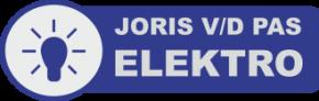 Joris van de Pas Elektro Logo